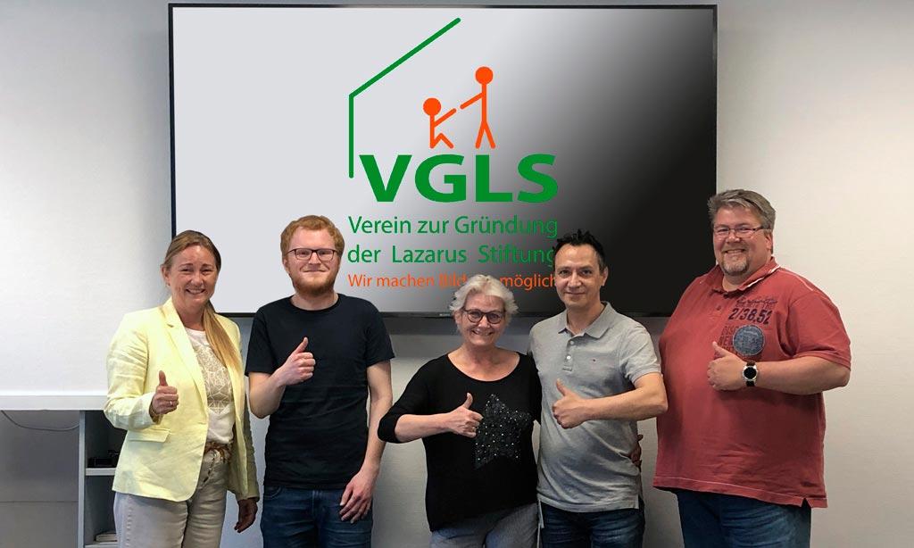 Der Vorstand des VGLS stellt sich vor