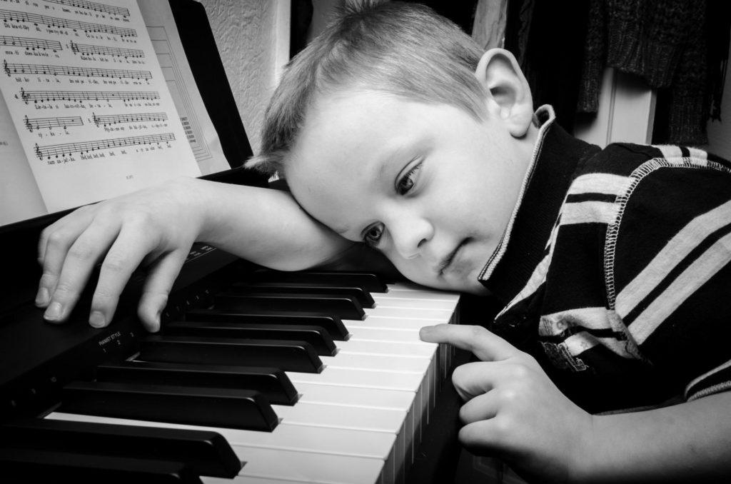 Musikalische Früherziehung sollte bereits im Kleinkindalter stattfinden