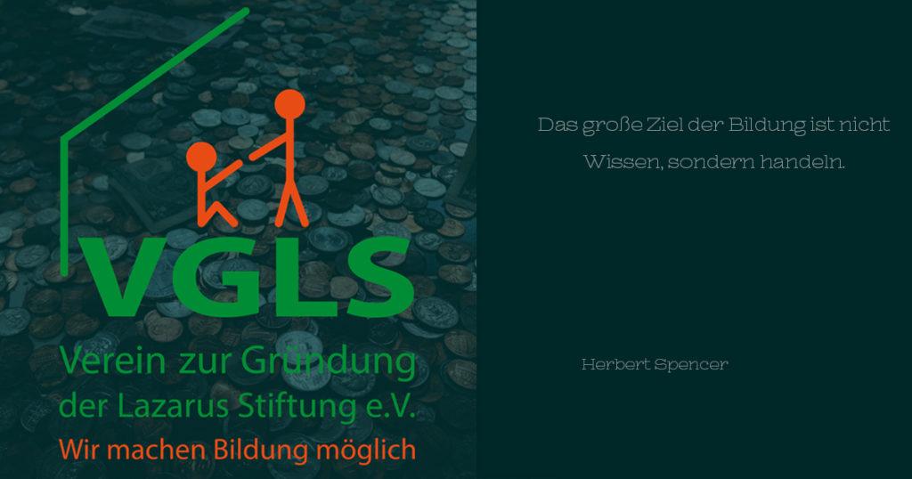 Mit Datum vom 09.07.2020, gilt der VGLS e.V. als gemeinnütziger Verein